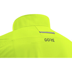 GORE WEAR R3 Windstopper Chaleco running Hombre, neon yellow